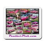 Panther Pink Mousepad