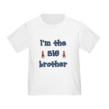 Unique Big brother custom T