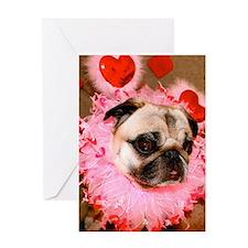 Annabelle Valentine Greeting Card