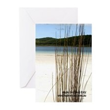 Fraser Island Greeting Cards (Pk of 20)