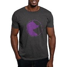 California Potbellied Pig Association, Purple T-Shirt