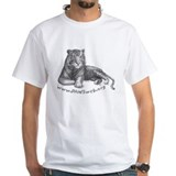 Tiger Rescue, PAWSWeb.org Shirt