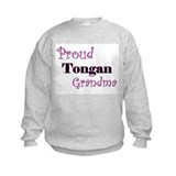 Proud Tongan Grandma Sweatshirt