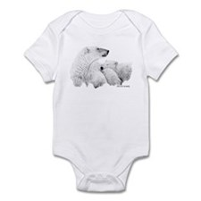 Polar Bears Infant Bodysuit