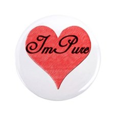 "ImPure Naughty or Nice 3.5"" Button (100 pack)"