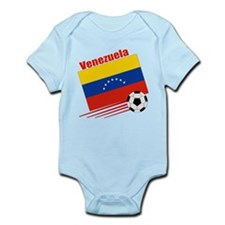 Venezuela Soccer Team Onesie