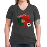 Portugal Soccer Team Shirt