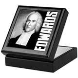Jonathan Edwards Keepsake Box