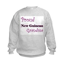 Proud New Guinean Grandma Sweatshirt