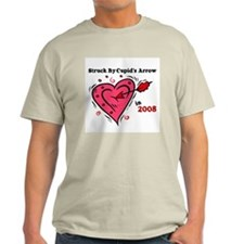 Struck By Cupid's Arrow 1 (2008) T-Shirt