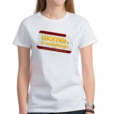Women In Web Design Tee