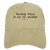 Nursing not for Wussies Baseball Cap