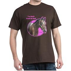 Sample JillyJax Custom Dark T-Shirt
