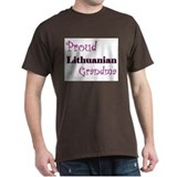 Proud Lithuanian Grandma T-Shirt