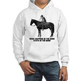 What happens in the barn Hoodie