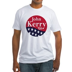 John Kerry 2008 (Fitted Political T-Shirt)