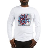 12 Stepper Gifts Long Sleeve T-Shirt