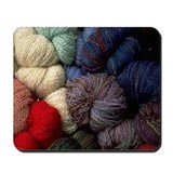 Yarn Lover's Mousepad