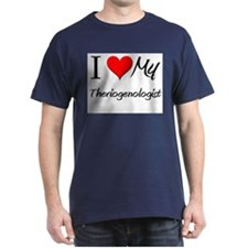 I Heart My Theriogenologist T-Shirt