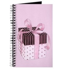 Pink & Black Gift Journal