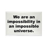Cool Bradbury quotation Rectangle Magnet (10 pack)