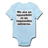 Bradbury quote Infant Bodysuit