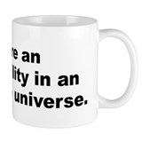 Funny Ray bradbury quotation Mug