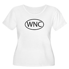 WNC Womens Plus-Size Scoop Neck T