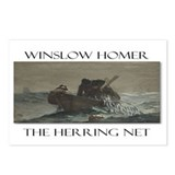 Herring Net Postcards (Package of 8)