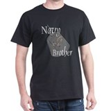 Anchor Navy Brother T-Shirt