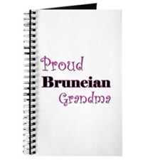 Proud Bruneian Grandma Journal