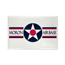 Moron Air Base Rectangle Magnet