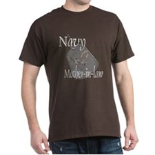 Anchor Navy Mother-in-law T-Shirt