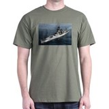 USS Missouri Ship's Image T-Shirt