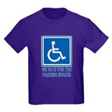 Handicapped Parking T