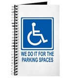 Handicapped Parking Journal