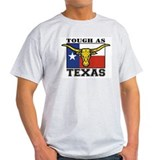 Tough as Texas Ash Grey T-Shirt