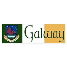 County Galway Bumper Bumper Sticker
