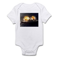 USS New Jersey Ship's Image Infant Bodysuit