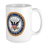 First Class Petty Officer 15 Ounce Mug