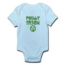Philadelphia Irish Infant Bodysuit