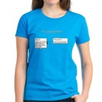 Women's Database Dark T-Shirt