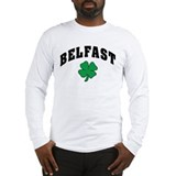Belfast Ireland Long Sleeve T-Shirt