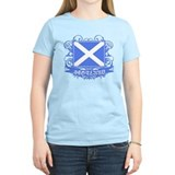 Scotland Flag Crest T-Shirt