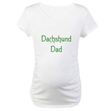 Dachshund Dad 9 Shirt