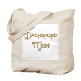 Dachshund Mom 1 Tote Bag