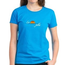 La Jolla Sunset Tee