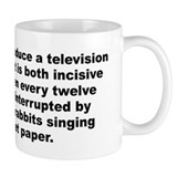 Rod serling Mug