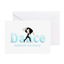 TOP Dance Hard Greeting Cards (Pk of 10)