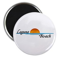 "Laguna Beach Sunset 2.25"" Magnet (10 pack)"